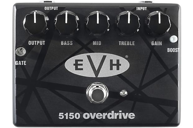 dfe27f1b2f1 MXR EVH 5150 Overdrive GENTLY USED