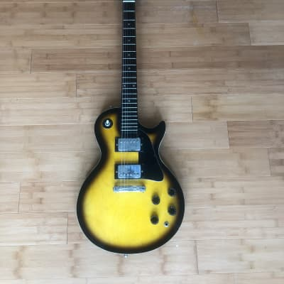 Hondo Hondo II Single Cut Copy 80's Burst for sale