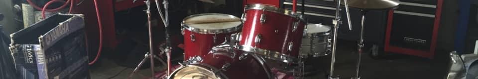 Bruce  Lach  Vintage drum  Shop