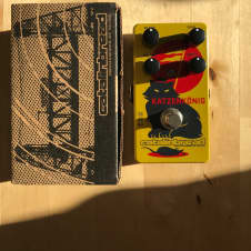 Catalinbread Katzenkonig Fuzz/Distortion - Excellent Condition