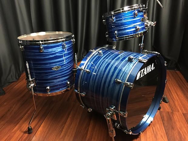 Tama Drums Sets Starclassic Bubinga Birch Lacquer Ocean