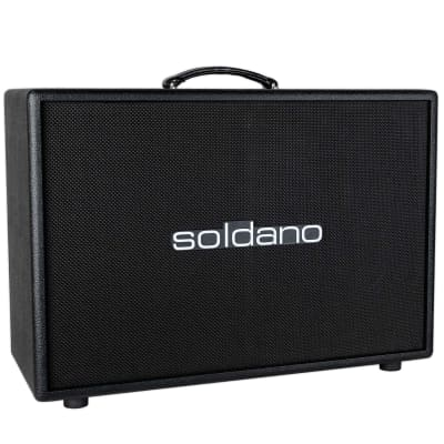SOLDANO-212-CLASSIC SPEAKER CABINENT WITH CELESTION VINTAGE 30'S 8 OHM for sale