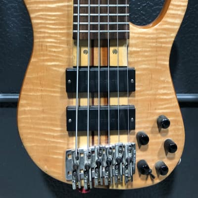 Acacia Custom FM  Custom Maple 6 string for sale