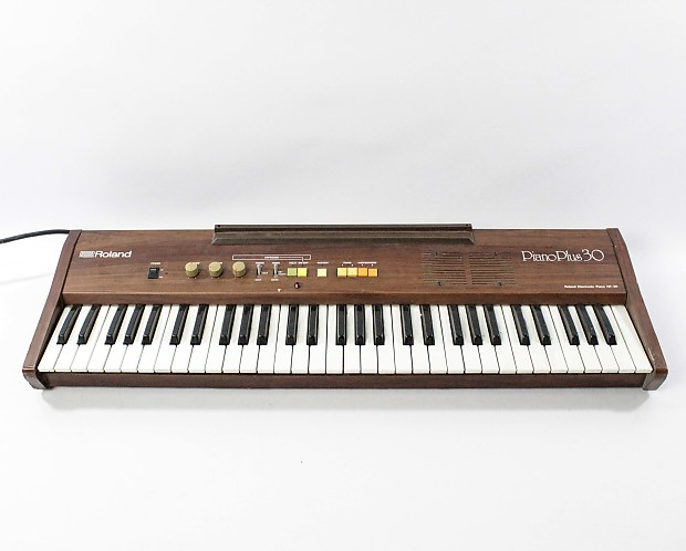 roland hp 30 piano plus 30 non functional as is reverb. Black Bedroom Furniture Sets. Home Design Ideas
