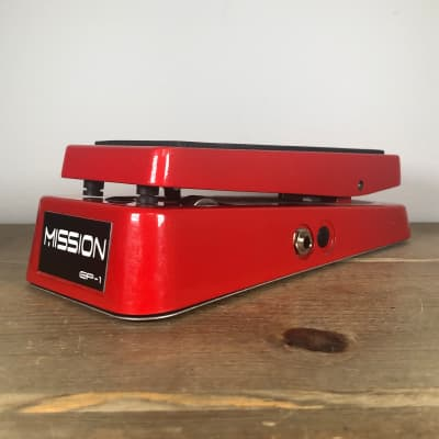 Mission Engineering EP-1 Expression Pedal 2010s Red