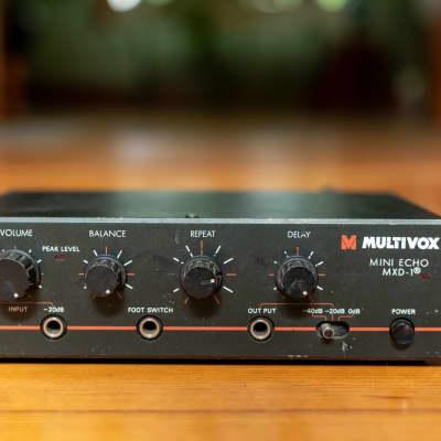 Multivox MDX-1 Mini Echo - Vintage Analog System 70's for sale