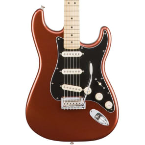 Fender Deluxe Roadhouse Stratocaster - Classic Copper for sale