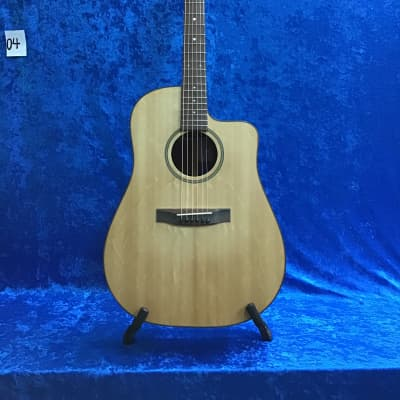 Emerald Bay  hand made dreadnought cutaway acoustic guitar for sale