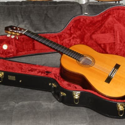 MADE IN 1983 - YUKINOBU CHAI NP15H - SUPERB KOHNO CLASS CLASSICAL CONCERT GUITAR for sale