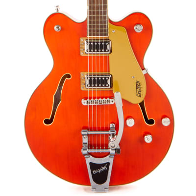 Used Gretsch G5622T Electromatic Double-Cut with Bigsby - Orange Stain