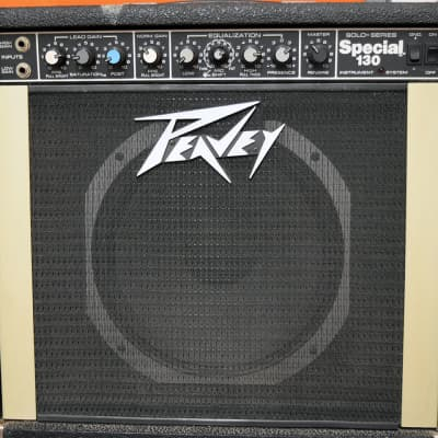 Peavey Peavey Special 130 1980 Black for sale