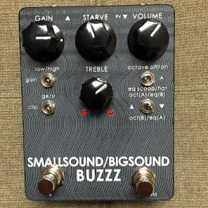 Smallsound/Bigsound Buzzz Octave Fuzz