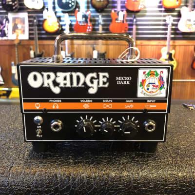 Used Orange Micro Dark 20w Guitar Amplifier