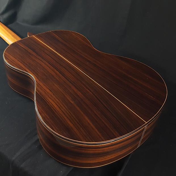 5d399f7b37 Alhambra 5PPT LR5-PT Pepe Toldo Sound Reflector Classical Guitar w/ Bag