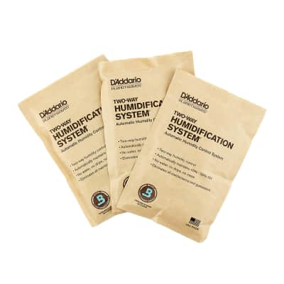 D'Addario Humidipak Packette Replacements