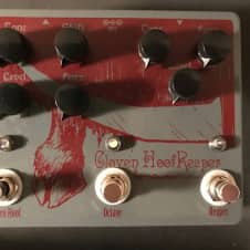 EarthQuaker Devices Cloven Hoof Reaper Dual Fuzz Octave Up Limited Edition