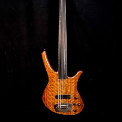 Jacaranda Fretless 5 for sale