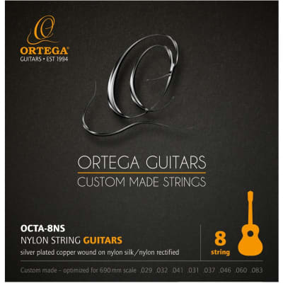 ORTEGA OCTA-8NS for sale
