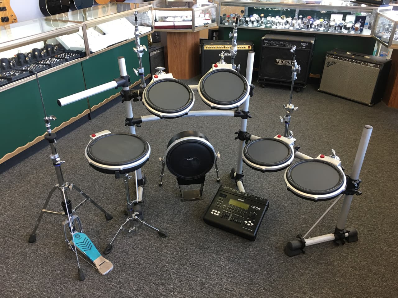 Used Yamaha Bass Drum For Sale
