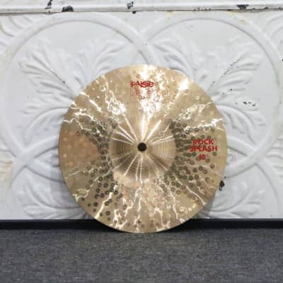 Used Paiste 2002 Rock Splash 10in (326g)