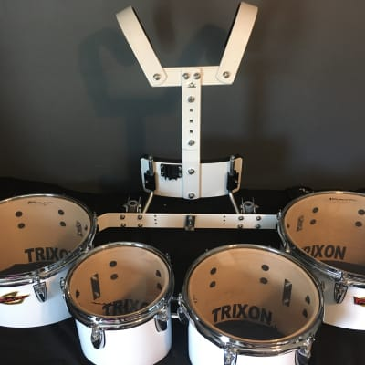 Trixon Pro Series Quad Drums