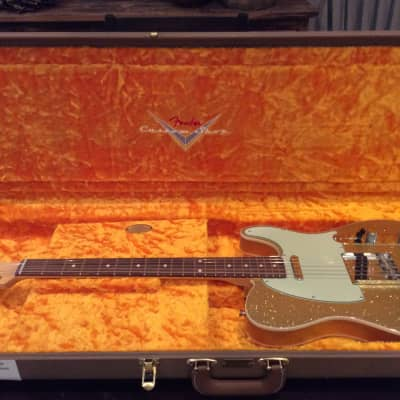 Fender Fender Custom Shop 60' Telecaster Custom NOS - Gold Sparkle for sale