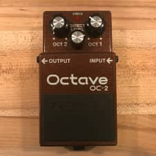 Boss OC-2 Octave Pedal 1990's