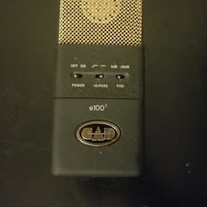 CAD Equitek E100-2 Large Diaphragm Supercardioid Condenser Microphone