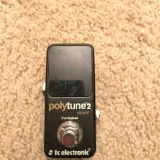 TC Electronic PolyTune 2 Noir Tuning Pedal
