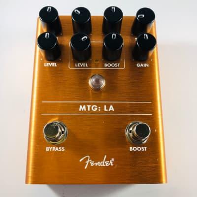 Fender MTG:LA  Tube Distortion  *Sustainably Shipped*