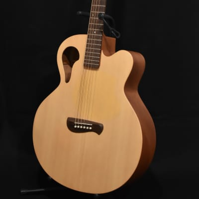 Tacoma BM6C Thunderhawk Baritone Acoustic-Electric Guitar (2004)