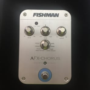 Fishman AFX Chorus
