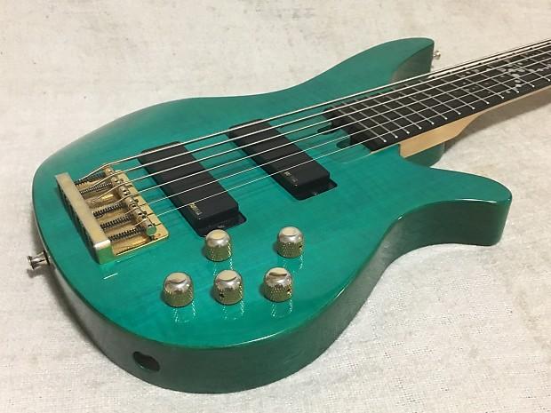 Yamaha Rbx String Bass