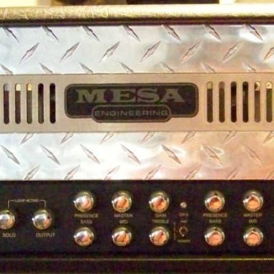 Mesa Boogie Dual Rectifier Solo Head 3-Channel 100-Watt Guitar Amp Head  2009 Very Good Condition