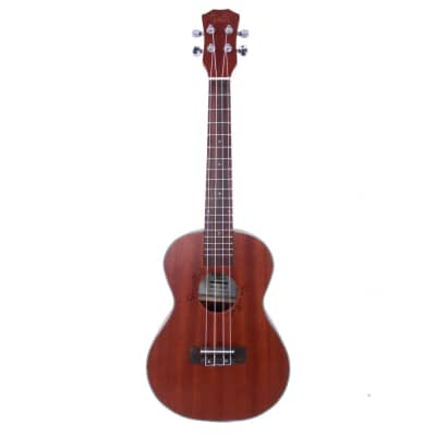 Glarry UK207 26inch Tenor Rosewood Fingerboard Matte Sapele Ukulele for sale
