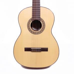 Strunal 4655l Nylon String Acoustic Guitar Made in Czech Republic for sale
