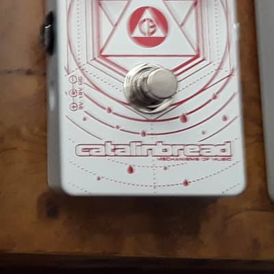 Catalinbread Effects Blood Donor