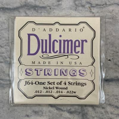 D'Addario Dulcimer Strings