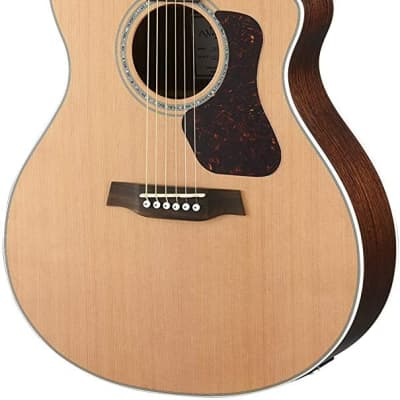 Walden G630CE Natura Solid Cedar Top/Rosewood Grand Auditorium Acoustic Cutaway-Electric Guitar - Satin Natural for sale