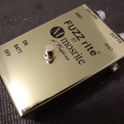 Vintage Mosrite Fuzzrite - NEW OLD STOCK - Very Clean Condition for sale