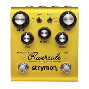 Strymon Riverside Multi-Stage Drive Pedal