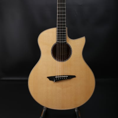 Avian Songbird Standard 3A 2020 Natural All-solid Handcrafted Guitar for sale