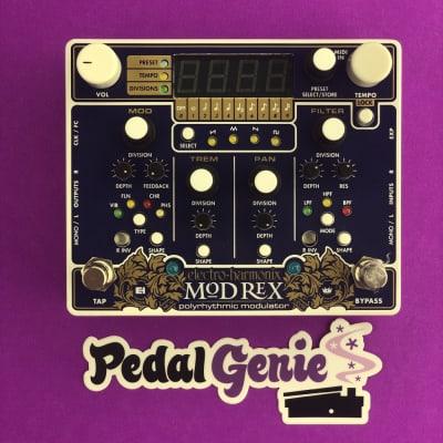 [USED] Electro-Harmonix Mod Rex Polyrhythmic Modulator