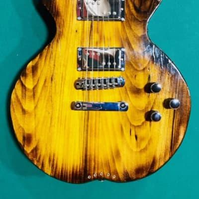 Moxy Guitars A.J. Monroe (Prototype) for sale