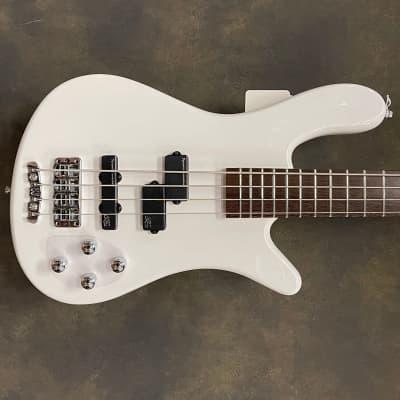 Warwick Rockbass Streamer LX 4 Solid White