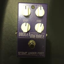 Stomp Under Foot Violet Menace