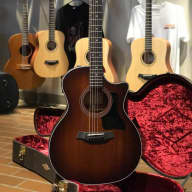 2016 Taylor 324ce - Mint with Case and Papers