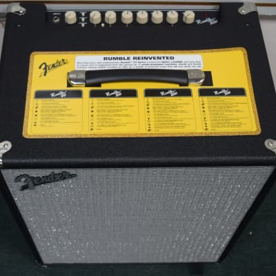 Fender Rumble 500 2x10 Combo, Minor Cosmetic Flaws=Save $ *NOT Pre-Owned