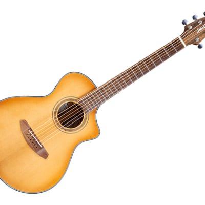 Breedlove Organic Signature Series Companion CE Hollow Body Acoustic-Electric Guitar Laurel/Copper Burst - SNCP03CETEAM