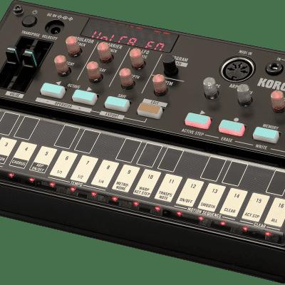 Korg Volca FM Digital Synthesizer/Sequencer 2020 Black